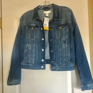 H&M Denim Jacket. Brand New never worn